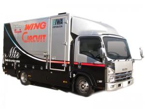 新型 出張サービスカー MTS4500カスタム