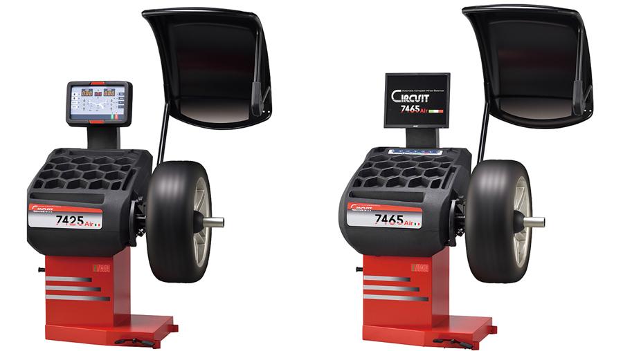 バランサー新シリーズ( Circuit7425Air / Circuit7465Air )を1月より発売開始